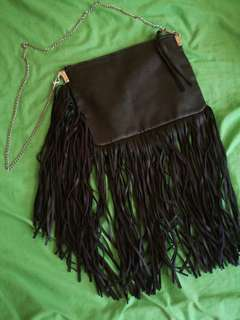 H&M Original Fringe Sling Bag