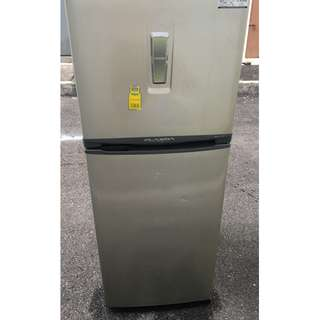 2Pintu Toshiba Fridge Peti Ais ICe