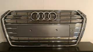 Audi 奧迪 A4 2017 front grill