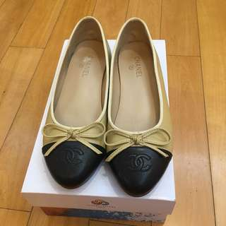 Chanel shoes size 39 不議