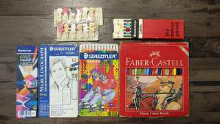 Assortment of stationery!