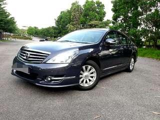 Nissan Teana 2.5V6 (A) 2010
