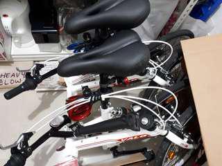 Foldable bikes (2x)