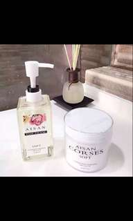 Aisan TOP Team Clearance Sale 2 shampoo and 2 hair mask