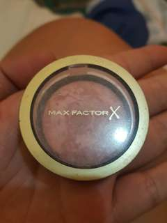 Max factor blush on