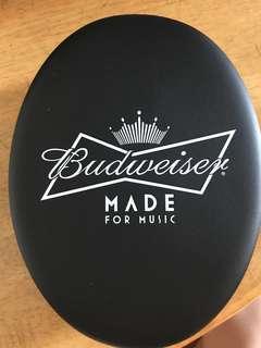 Budweiser headphones