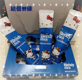 🚚 日本北海道限定。Hello Kitty 咖啡牛奶
