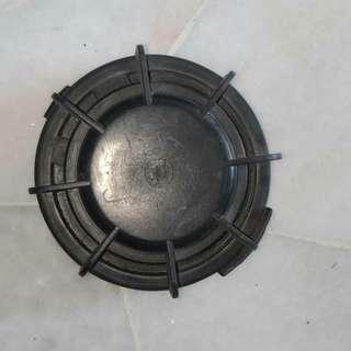 Cover lampu depan iswara
