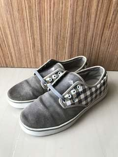 Limited Edition Emerica Checkboard Grey Original