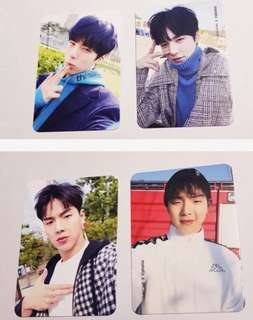 (WTB/LF) MINHYUK SHOWNU PC MONSTA X THE CODE