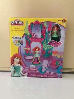 Ariel's Undersea Castle Play Doh Set