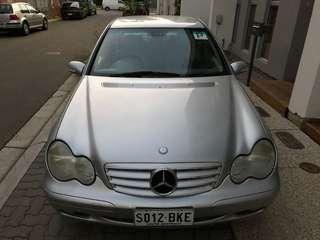 Mercedes-Benz C180 2002