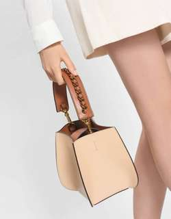Charles & Keith Thick Strap