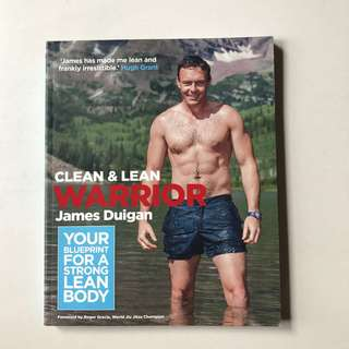 Clean & Lean Warrior - James Duigan