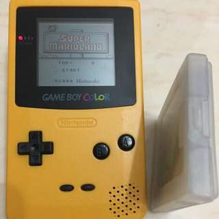 Nintendo Gameboy Color Game Boy Color