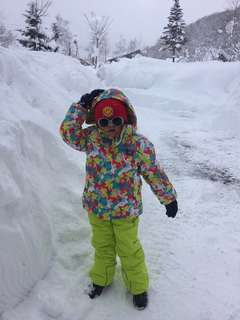 Baby Girl (Skiing Attire)