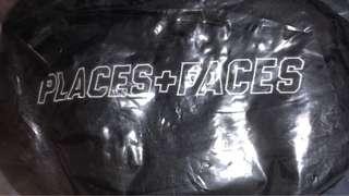 places+faces waist bag