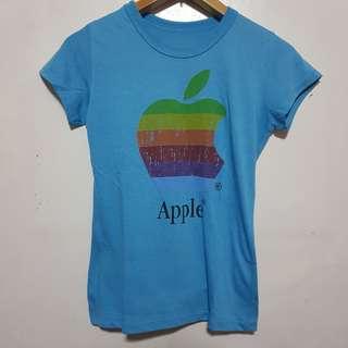 Apple Retro Graphic Tee