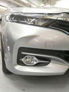 Honda Shuttle Fog Light Kit