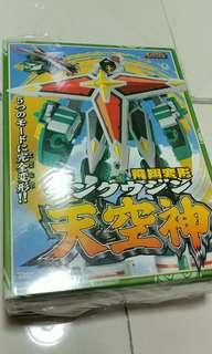 Bandai 忍風戰隊 DX 天空神 最新450 600即決