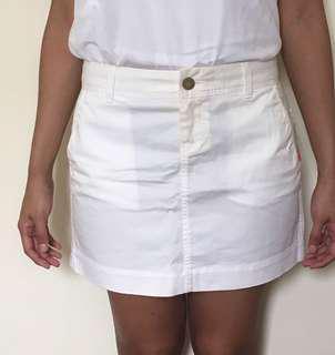 Old navy white skirt brand new