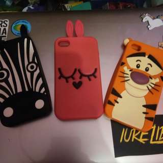 Case iphone 4  [TAKE ALL ONLY 80K{