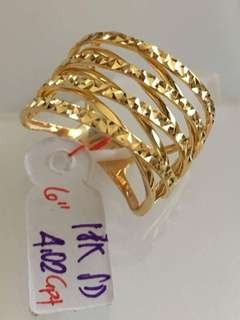 Pawnable gold ring for women