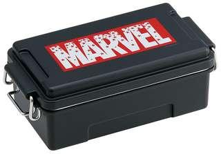 (現貨)Marvel 午餐盒500ml 黑色
