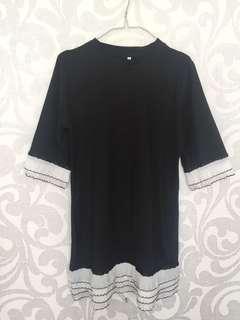 Dress Black&White
