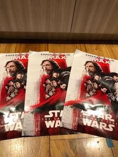 Star Wars Movie Poster - The Last Jedi