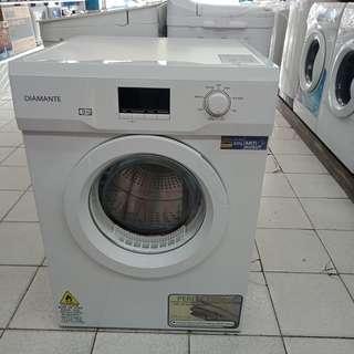 Mesin cuci 1 tabung murah bisa kredit tanpa DP