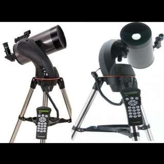 Celestron 127 Mak Telescope - GPS Mount & tracker