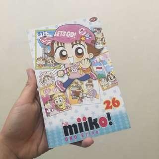 Comic hai miiii (oni eriko) vol 26