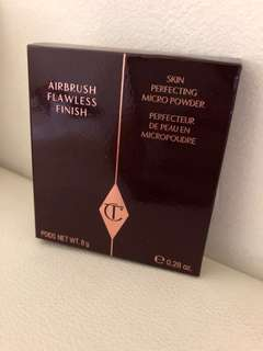 Charlotte Tilbury Airbrush Flawless Finish (2 Medium)