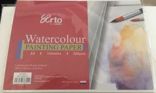 WATERCOLOUR PAPER