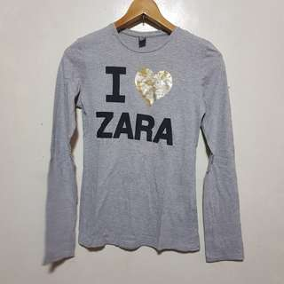 I 💛 ZARA Long Sleeves