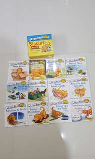 BN i can read phonics biscuits-12books