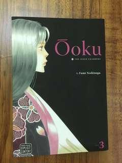 Ōoku: The Inner Chambers (volume 3) by Fumi Yoshinaga