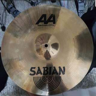 """Sabian AA 16"""" Thin Crash"""