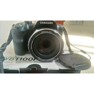 Kamera Digital Samsung WB1100F