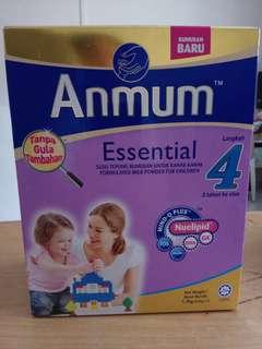 🚚 Anmum Essential Milk Powder Level 4