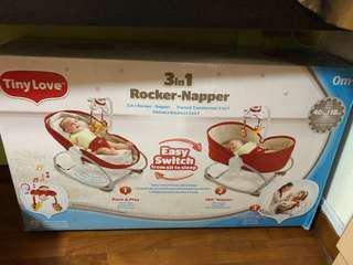 Tiny Love 3in1 Rocker-Napper