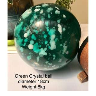 Giant Crystal Ball (8 kg)