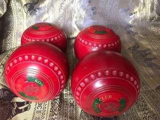 Lawn bowl 320 for 4 pcs