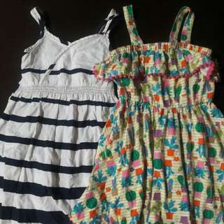 Pre❤ Dresses for 2-3 yrs old