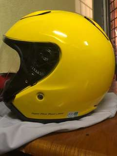 SHOEI JSTREAM (kuning)