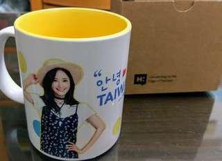 🚚 少女時代Yoona潤娥馬克杯mug cup