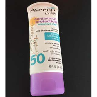 Aveeno Baby Sunscreen