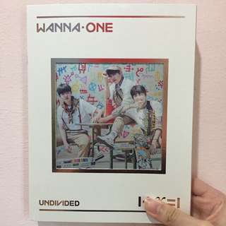[WTS] Wanna One Undivided Triple Position Album
