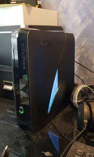 Alienware X51 slim gaming desktop with 23inch Monitor